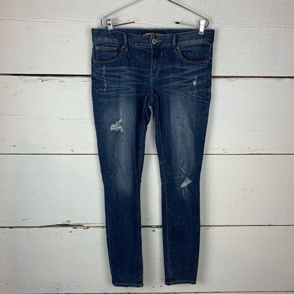 Express skinny jeans 8